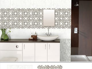 Tiles Carrelage Pvt. Ltd. Asian style bathroom