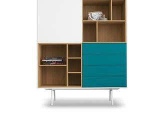 Bookcases & Shelving My Italian Living Living roomShelves