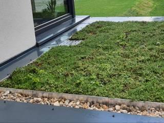 GREENFOND POLSKA SPÓŁKA Z OGRANICZONĄ ODPOWIEDZIAL Moderner Balkon, Veranda & Terrasse