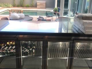 Gibeli Refrigeração Balcony Metal Black
