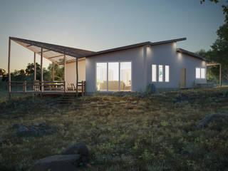 Casa Valle Alegre Futurista 3D Spa Parcelas de agrado