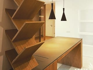 HELVETIC DESIGN PROPERTIES KitchenStorage Kayu Brown