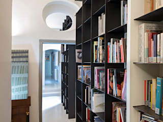 beatrice pierallini Corridor, hallway & stairsDrawers & shelves Iron/Steel