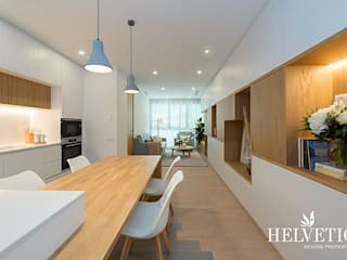 HELVETIC DESIGN PROPERTIES Dapur Modern