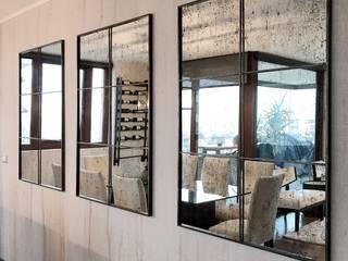Departamento Las Condes Kaa Interior | Arquitectura de Interior | Santiago Comedores de estilo moderno