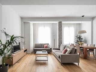 Vivienda Reino de Valencia Destudio Arquitectura Salones de estilo clásico
