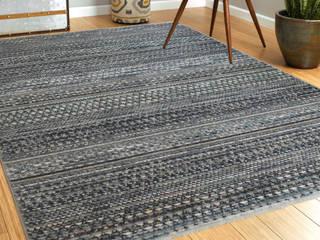 Tappeti Maroq con frange e disegni in Stile Berbero Webtappeti Ingresso, Corridoio & ScaleAccessori & Decorazioni Tessuti Blu