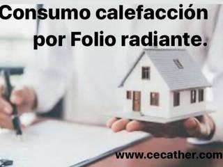 modern  by GRUPO CECATHER | FOLIO RADIANTE - SUELO RADIANTE, Modern