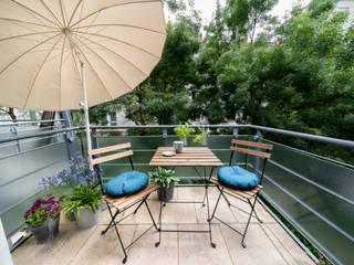 Inneneinrichtung Raumblüte Balkon, Veranda & TerrasseMöbel