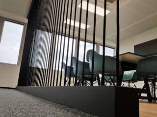 Bürodesign Frankfurt Raumblüte Moderne Bürogebäude