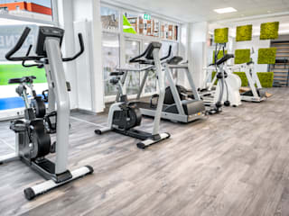 Reha- und Fitness-Studio Raumblüte Fitnessraum