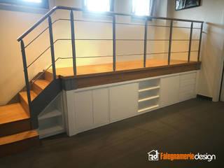 Salones modernos de Falegnamerie Design Moderno