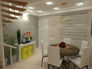 Apartamento H&D por JP GOMES ARQUITETURA