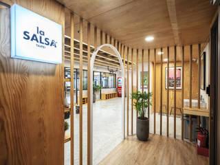 舞Ⅰ樂騷莎 ⋮ La Salsa 舞蹈教室 光島室內設計 辦公大樓