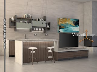 Mezzettidesign KitchenStorage Wood Wood effect