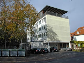 Dipl. Ing. Roland Albers Multi-Family house
