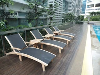 PARK ROYALE HOTEL, KUALA LUMPUR Horestco Industries ( M) Sdn bhd Pool Wood Brown