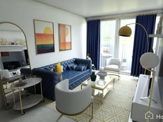 Proyecto Hamburgo, Ñuñoa, RM, Chile Gabi's Home