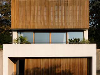 PATRICK HARNISCH ARCHITEKTEN Maisons modernes