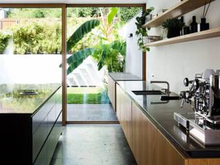 PATRICK HARNISCH ARCHITEKTEN Cucina moderna