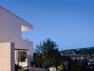 PATRICK HARNISCH ARCHITEKTEN Maison individuelle