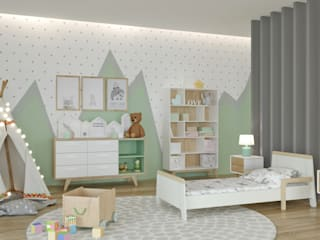 ADN Furniture Nursery/kid's roomBeds & cribs