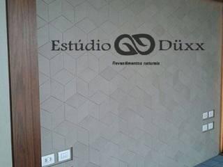 Painéis em couro alto relevo 3D Estudioduxx