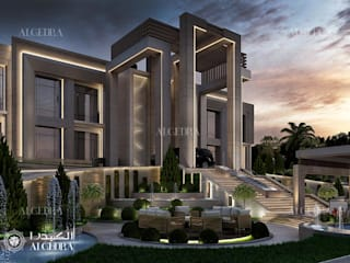 Modern houses by Algedra Interior Design Modern