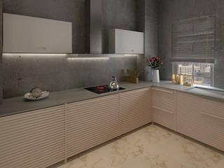 現代廚房設計點子、靈感&圖片 根據 50GR Mimarlık 現代風