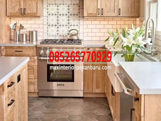 MAX INTERIOR PEKANBARU KitchenCabinets & shelves