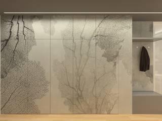 모던스타일 복도, 현관 & 계단 by Bavastrelli&Galimberti Design Studio 모던