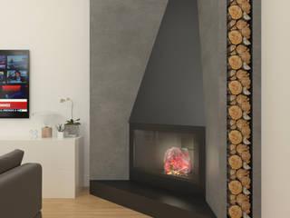 Bavastrelli&Galimberti Design Studio Modern living room