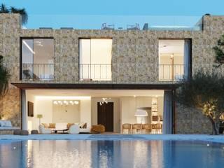 Promoción viviendas, Santa María, Palma de Mallorca. ponyANDcucoBYgigi Casas rurales