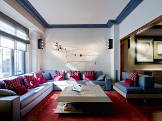 MANUEL TORRES DESIGN Living room