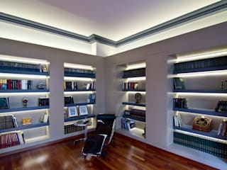Modern study/office by MANUEL TORRES DESIGN Modern