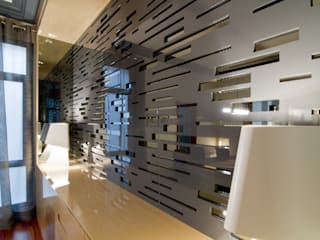 MANUEL TORRES DESIGN Modern walls & floors Grey