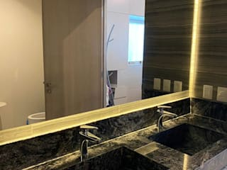 TECNHA BathroomMirrors Glass Transparent