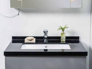 潔懋衛浴有限公司 BathroomSinks Plastik Grey