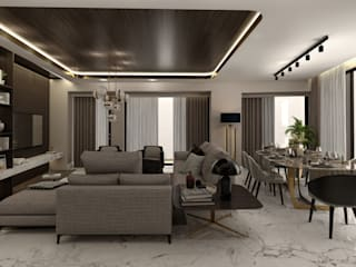 WALL INTERIOR DESIGN Living room