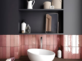 Mediterranean style bathrooms by Equipe Ceramicas Mediterranean