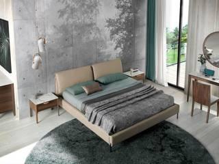 Intense mobiliário e interiores QuartoCamas e cabeceiras