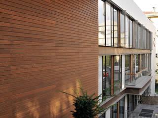 Eden B.V. Classic style walls & floors Wood Brown