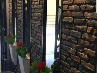 Tuğla Duvar Kaplamalar istanbuldekoratiftas Ofisler ve Mağazalar