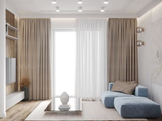 Nevi Studio Living room Beige