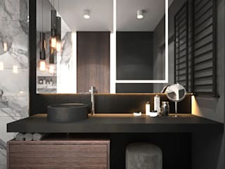 Fittings, fixtures & your interior style Lakkad Works Modern Bathroom