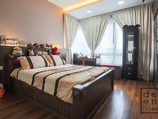 Dezeno Sdn Bhd Classic style bedroom White