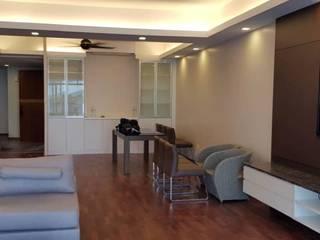 Dezeno Sdn Bhd Living room White