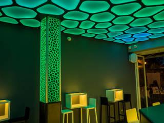 Lumalia Studio Koridor & Tangga Modern
