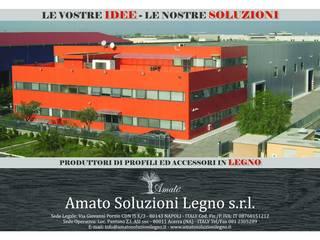 AMATO SOLUZIONI LEGNO 窗戶