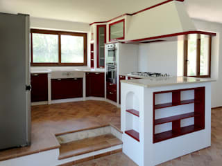 Cocinas clásicas de Falegnamerie Design Clásico
